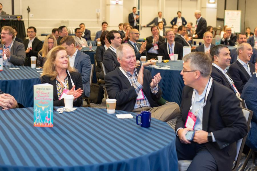 Proximo Austin 2019: US Power and Renewables Finance Exchange
