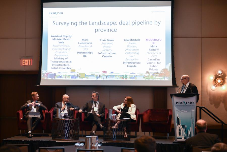 Proximo Canadian Infrastructure Exchange 2019 - Proximo