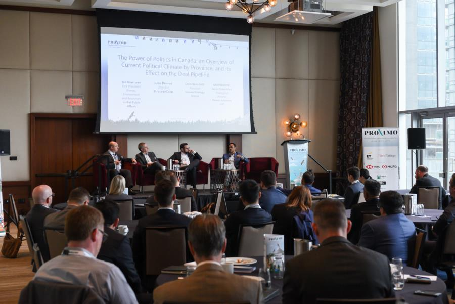 Proximo Canadian Power & Renewables Exchange 2019