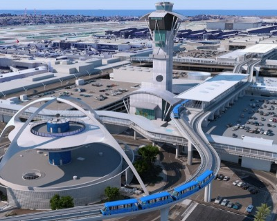 LAX People Mover: Bringing private investment into US airports