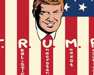 Top Trump ironies: Donald has a plan