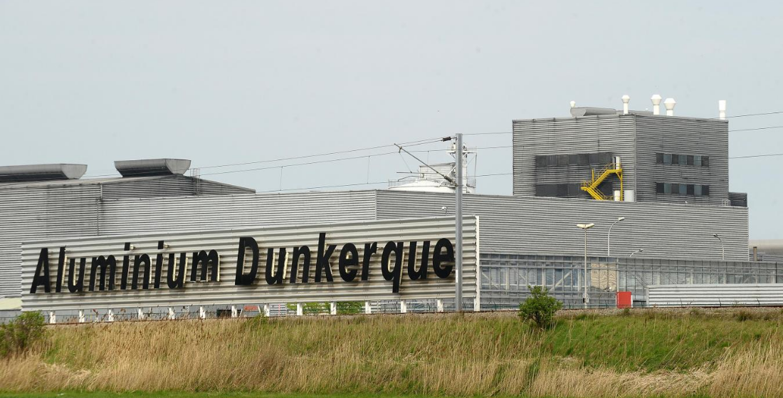 Aluminium Dunkerque: Setting the template