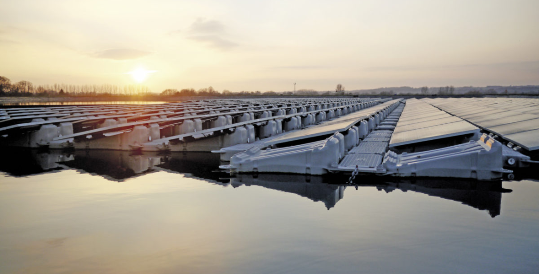 Da Mi: A floating solar first for Vietnam