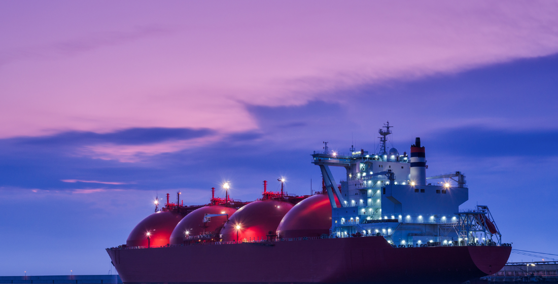 Webinar: LNG's next generation developers and markets