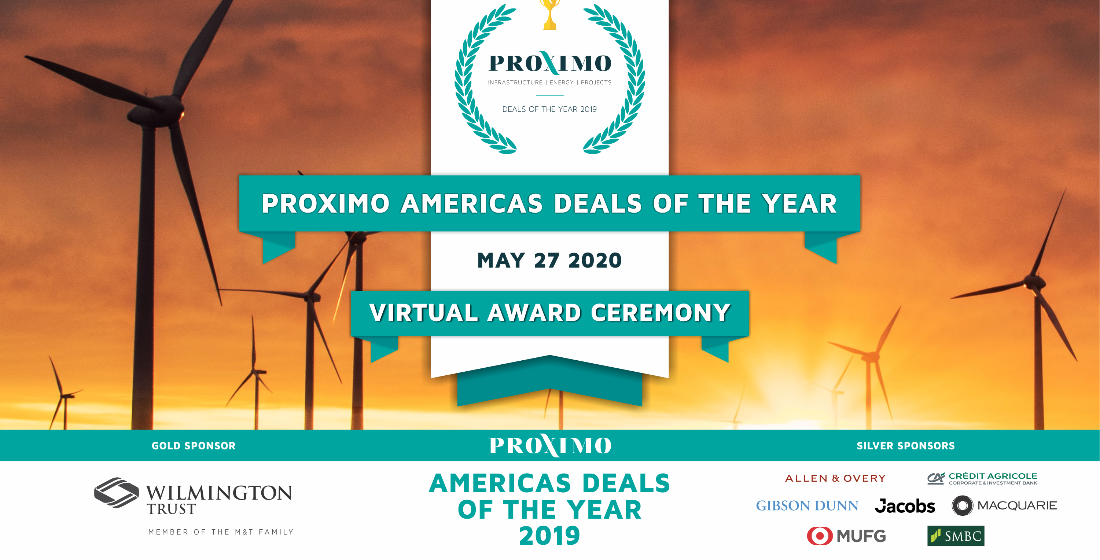 Americas Deals of the Year 2019: The winners' enclosure
