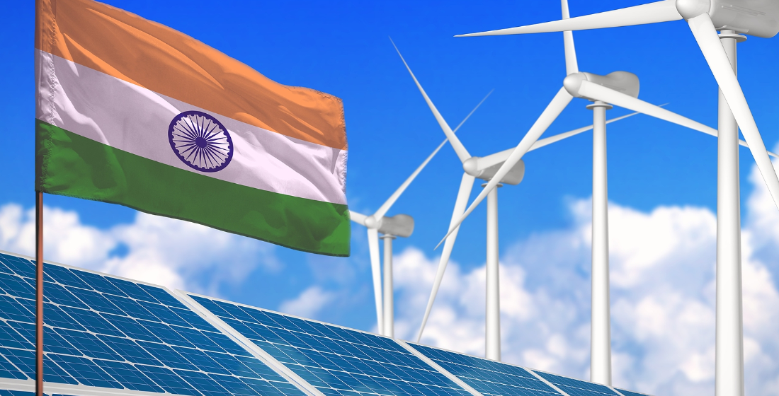 Facilitating India's ambitious renewables targets