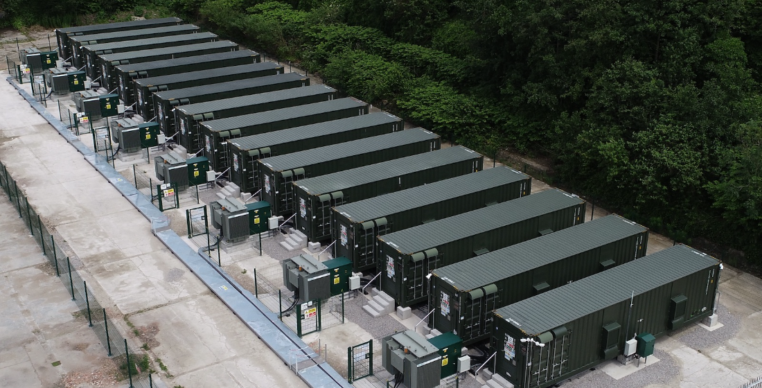 Living in the mainstream for battery storage