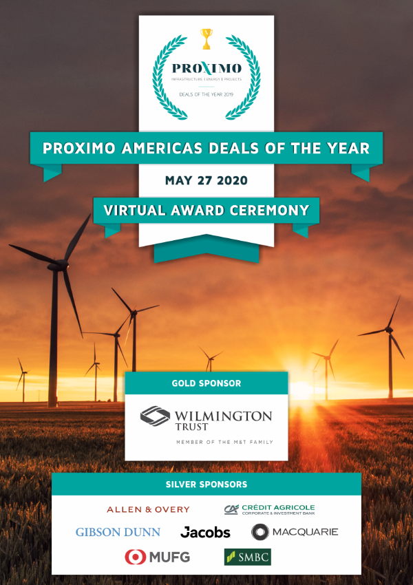 Proximo Americas Deals of the Year 2019 Awards Ceremony
