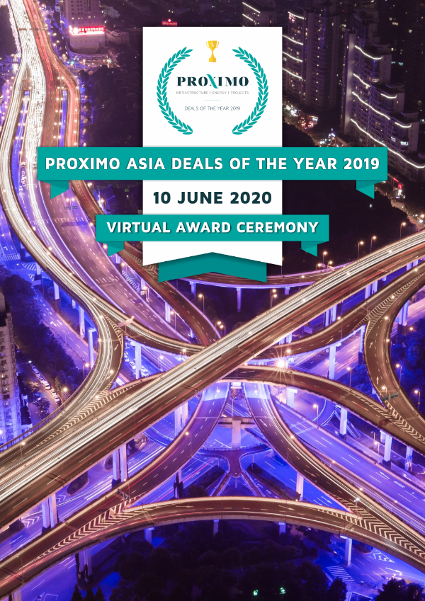 Proximo Asia Deals of the Year 2019 Awards Ceremony