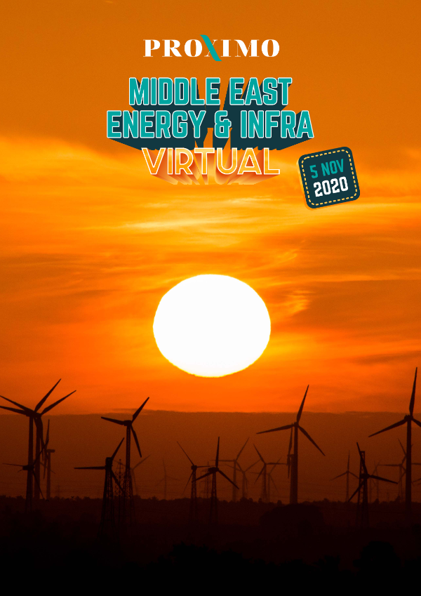 Proximo 2020: Middle East Energy & Infra