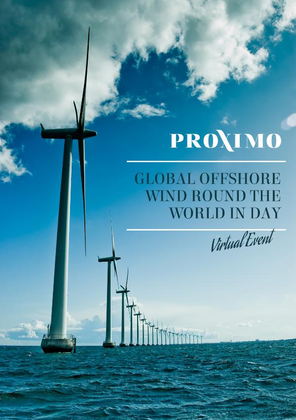Proximo Global Offshore Wind Exchange 2020