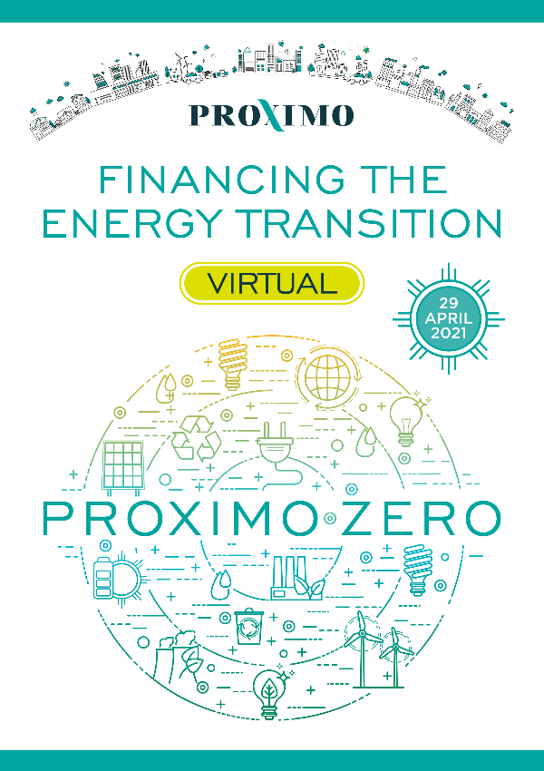 Proximo Zero: Financing the Energy Transition