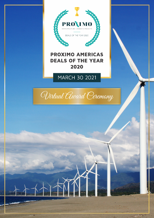 Proximo Americas Deals of the Year 2020 Awards Ceremony